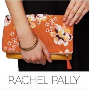 Rachel Pally clutch floral